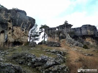 Nacimiento Río Cuervo;Las Majadas;Cuenca;la fuentona de muriel fotos montañas refugio de aliva pic